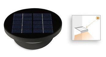 Ugrađena solarna ploča