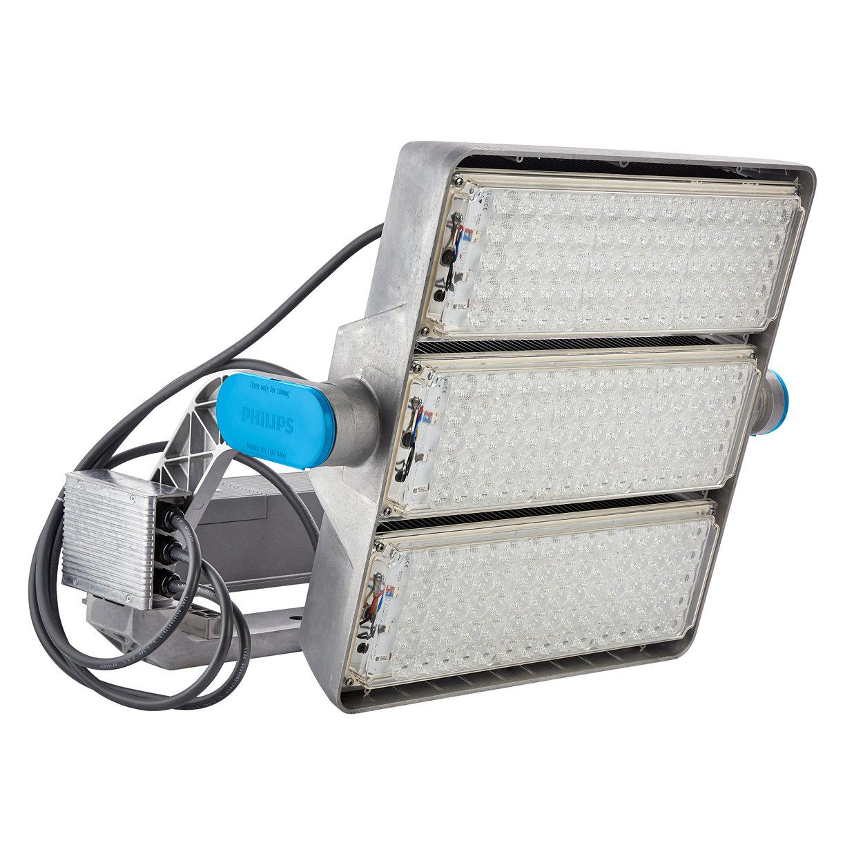 ArenaVision LED gen2 – possibilita novas experiências nos locais desportivos