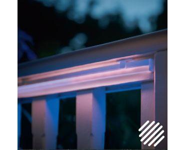 Uniform light for direct lighting