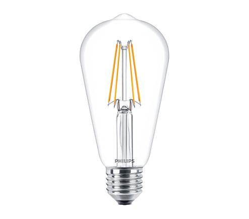 Standard LEDClassic 60W ST64 E27 WW CL ND