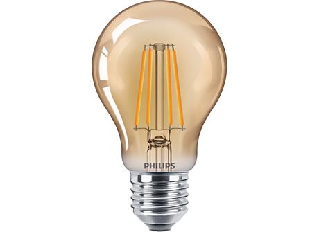 LEDClassic 4-34W A60 E27 825 CL_G ND CN