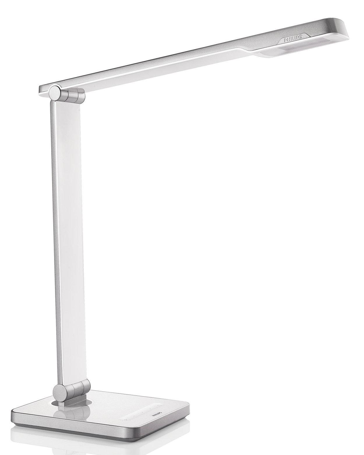 Uzlabots galda apgaismojums, jo komforts ir nozīmīgs