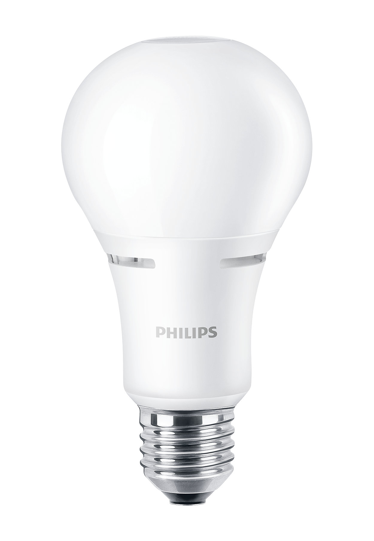 Provides soft, warm light and 3 wattage settings