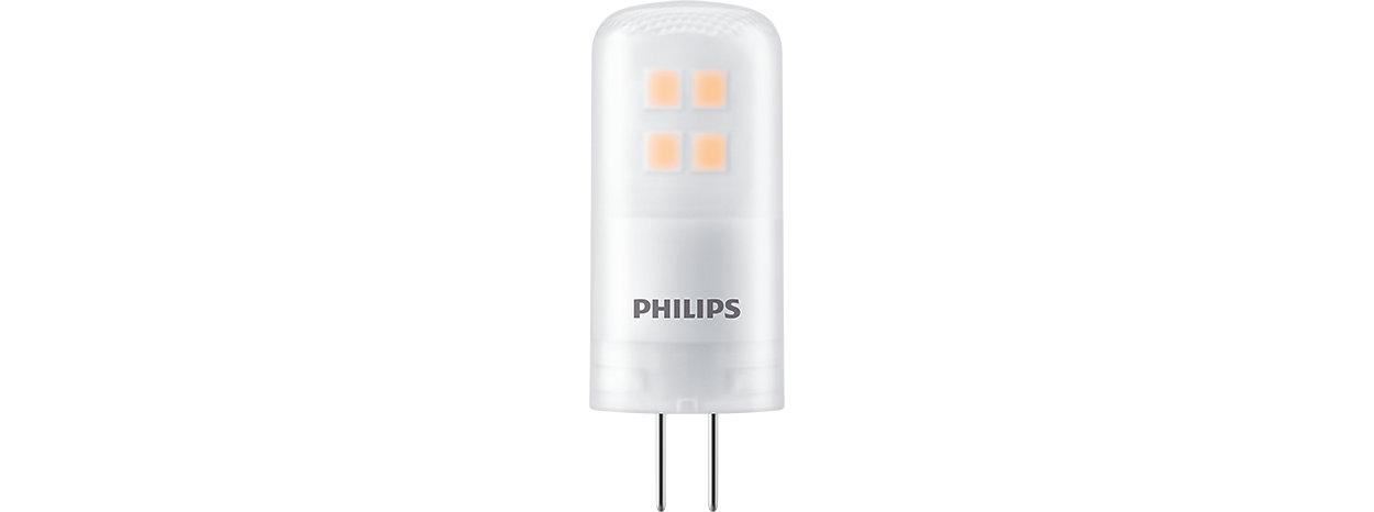 Bucurați-vă de lumină albă caldă cu LED