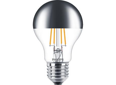 LED Classic CM A60 48W WW E27 CL ND SRT4