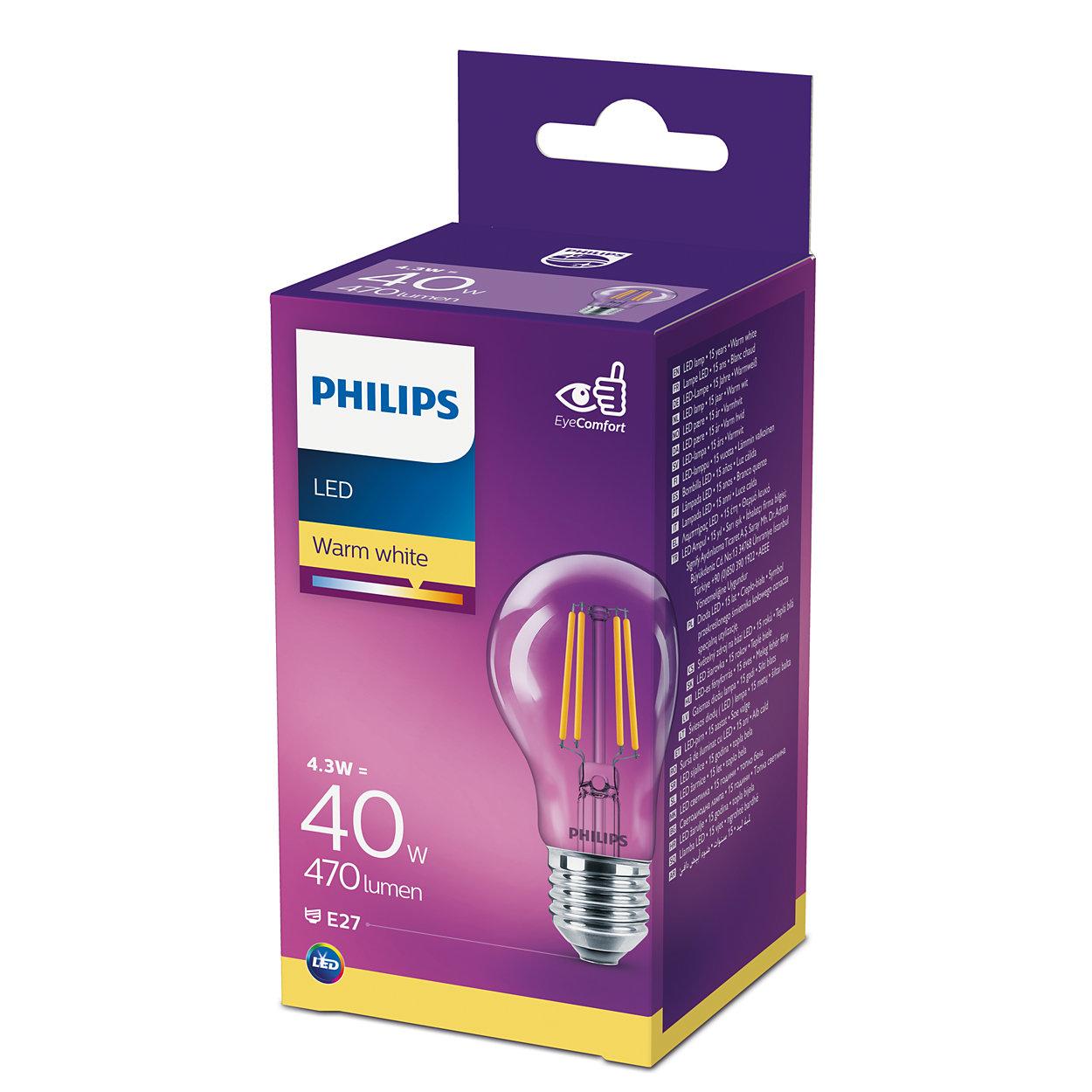 LED Lampe 8718699665265   PHILIPS