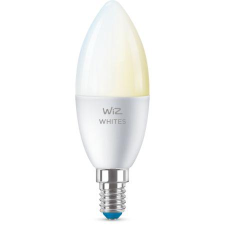 2 ampoules flammes C37 E14