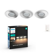 Hue White ambiance Infälld downlight