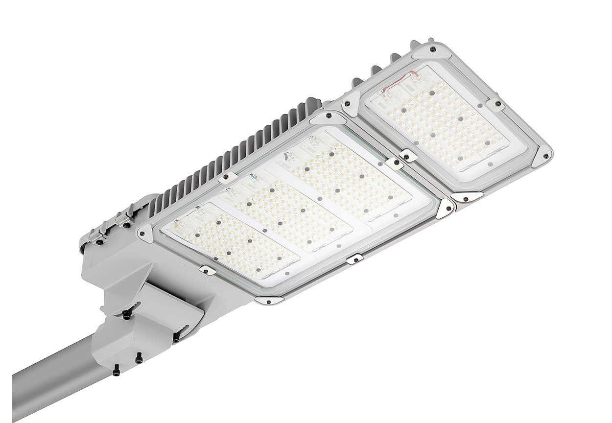 RoadFlex: iluminação viária eficiente, confiável e robusta.