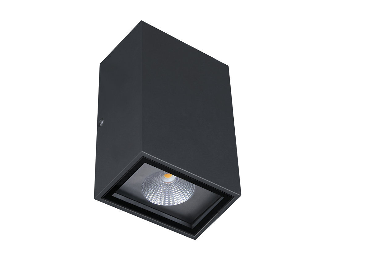 IP 44 fixtures ideal for gardens