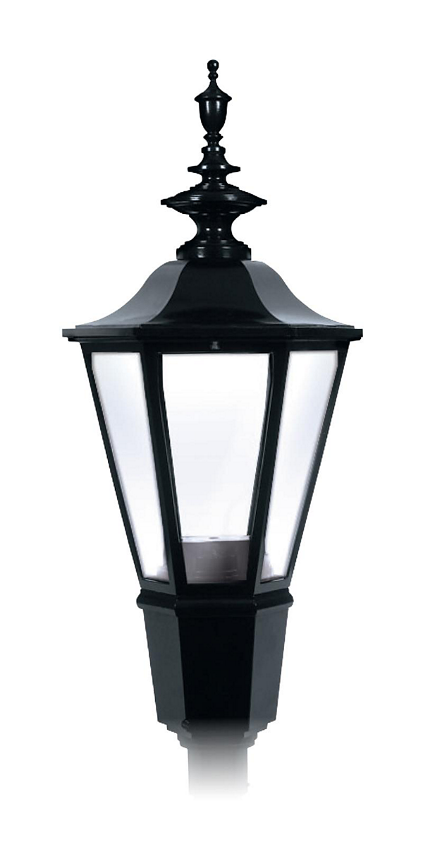 Architectural LED post top (VX600)