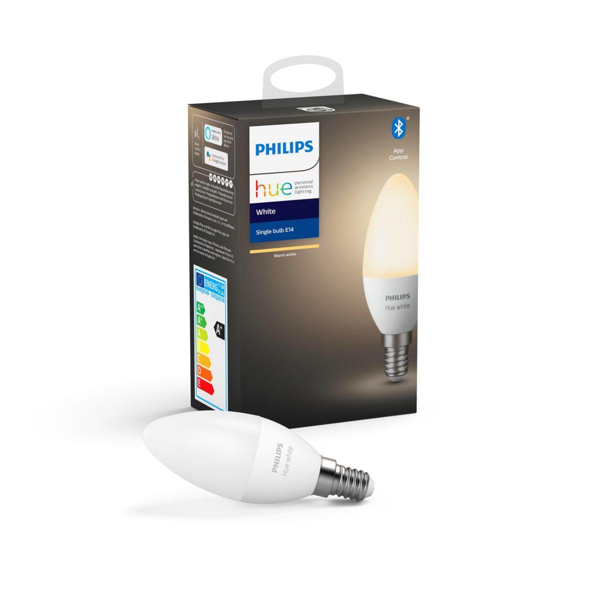 Hue White Single Bulb E14 8718699671211 Philips