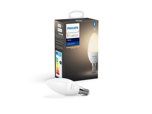 Hue White Single Bulb E14