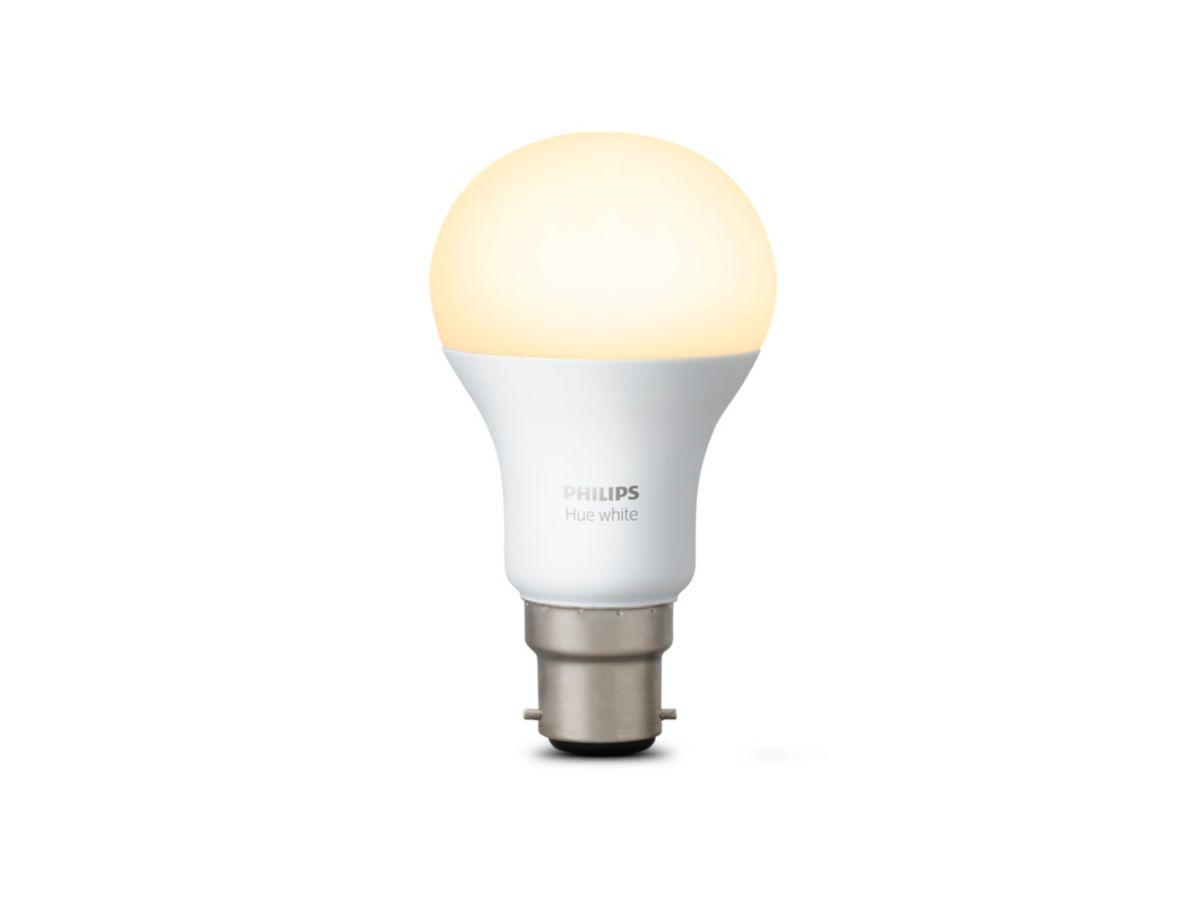 Hue White Single Bulb B22 8718696449677 Philips