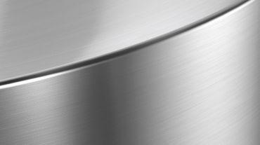 Høykvalitet rustfritt stål og overlegent kunststoff
