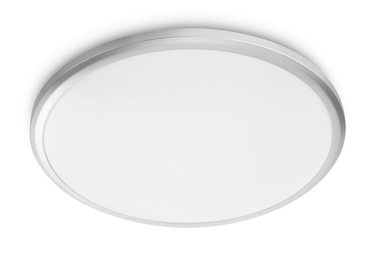 Iluminación LED confortante que no molestará tus ojos.