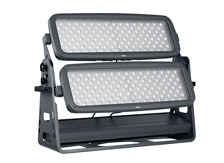 BVP344 216LED 40K 220V 15x17 DMX