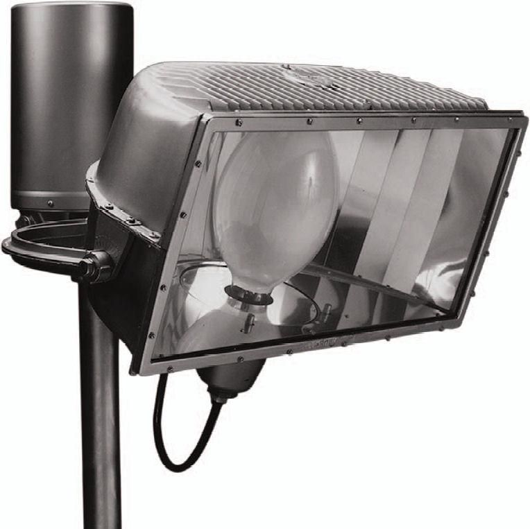 F Series, 1000W PSMH, Specular Reflector Medium, 26
