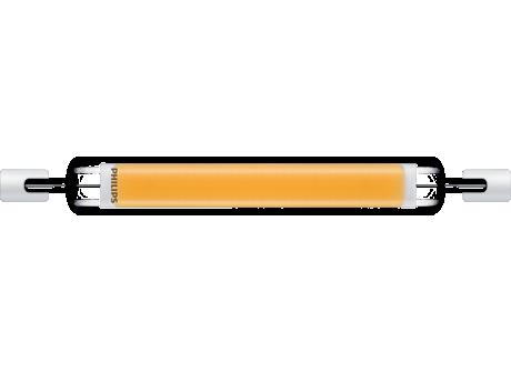 CorePro LED linear R7S 118mm 8.1-60W 830 RCA
