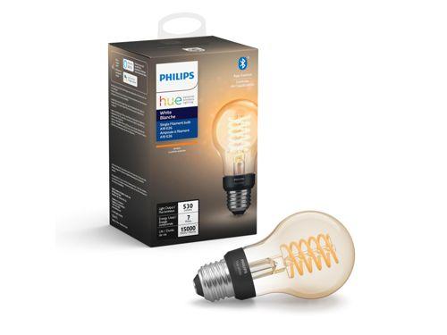 Hue White 1-pack A19 E26 Filament Standard