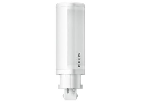 CorePro LED PLC 4.5W 830 4P G24q-1