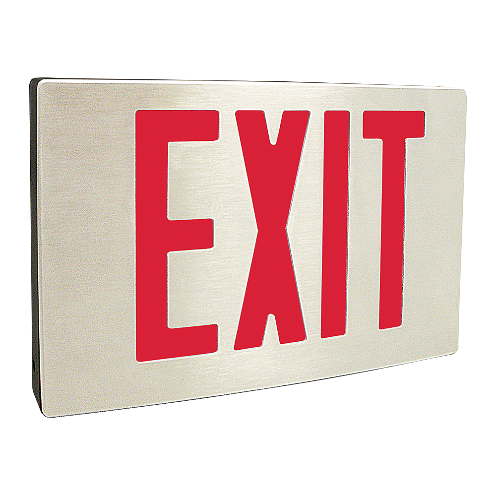 40 Series NYC LED Exit Sign