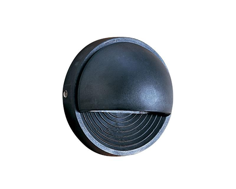 Deck Light, Ultem Round Step, Verde, 10W T3, 12V