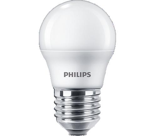 LED candle/luster LEDBulb 4W E27 6500K 100-240VG16.5 MX