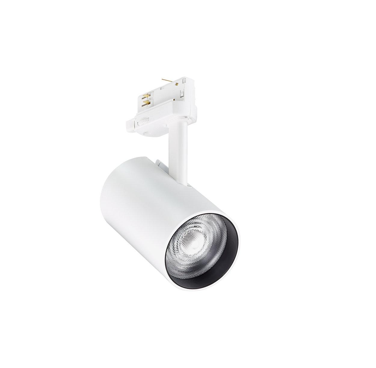 La migliore qualità di luce in proiettori LED miniaturizzate, per i negozi di moda di tutto il mondo