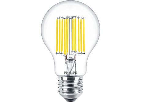 LED A60 3-60W E27 CL ND 865