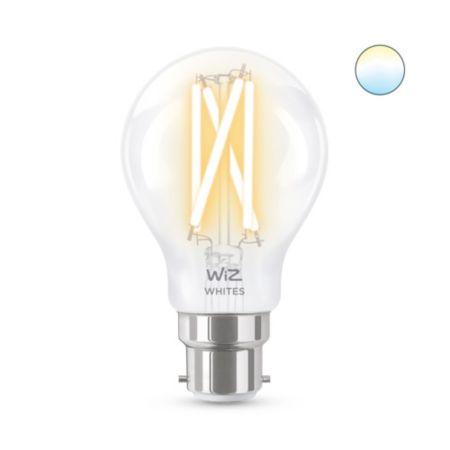 Filament transparent A60 B22