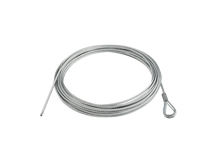 Suspension wire Ø 2 mm, length 5 m