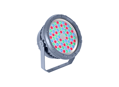BVP324 72LED RGB 220V 40 DMX