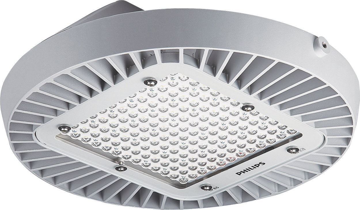 Robust and Superior aesthetics Circular Highbay suitable for versatile applications