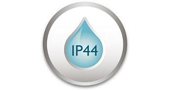 IP44: adatto a ogni condizione climatica