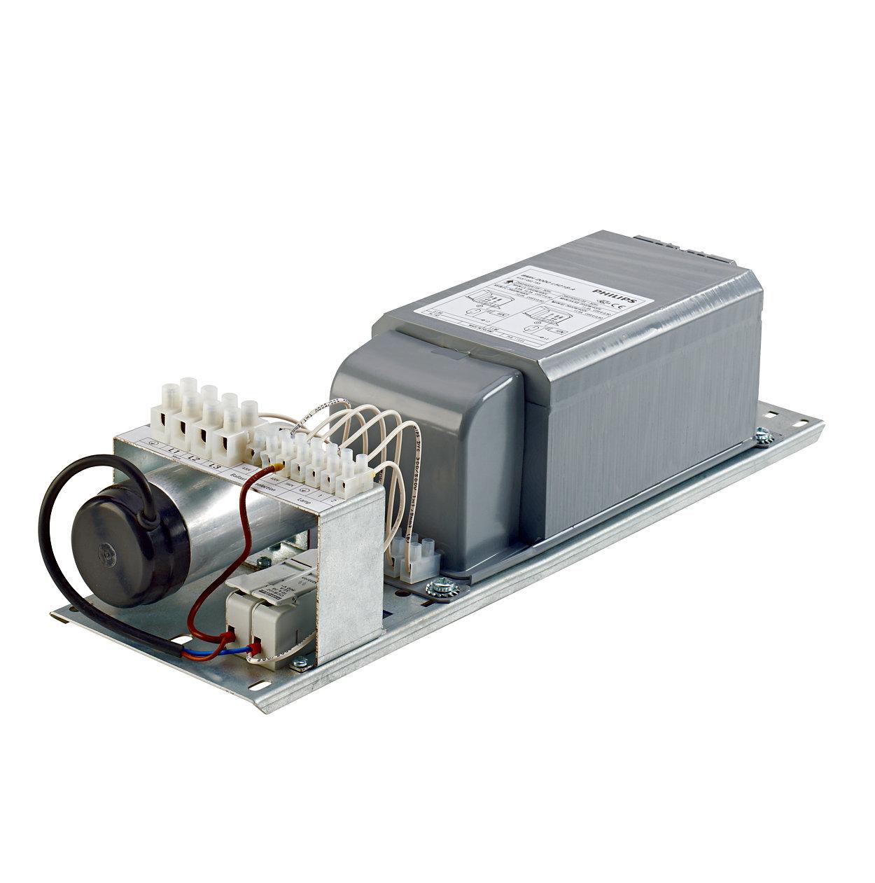 Placas equipadas: para proyectores de alta potencia