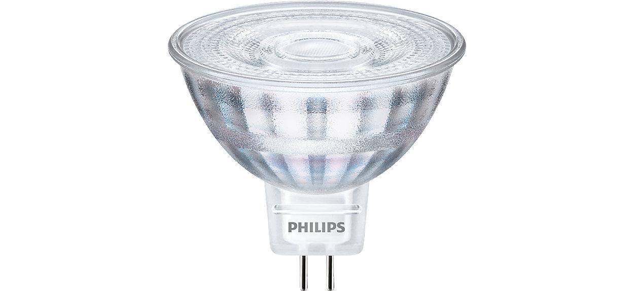 Iluminat de evidențiere cu LED durabil, cu un fascicul concentrat