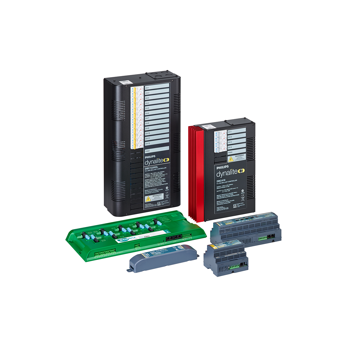 Dynalite Signal Dimmer Controllers