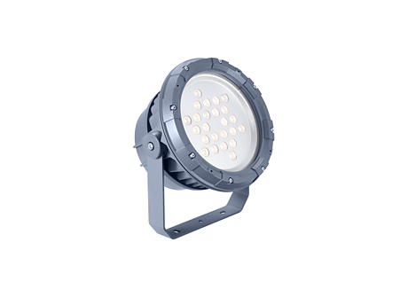 BVP323 24LED 27K 220V 8 DMX