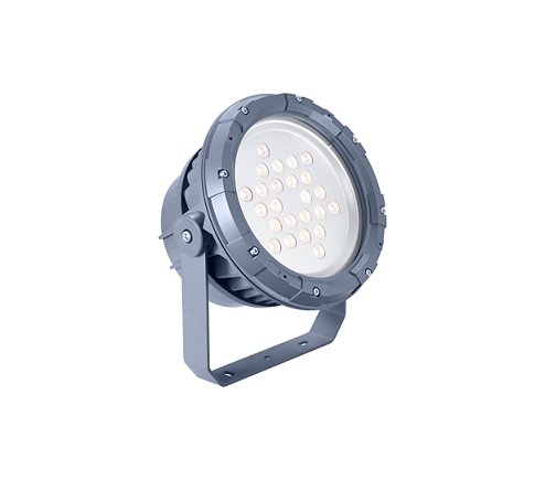BVP323 24LED 27K 220V 15 DMX