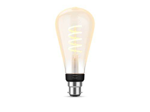 Filament Hue White Ambiance Pack de 1 ST72 B22 Filament Edison