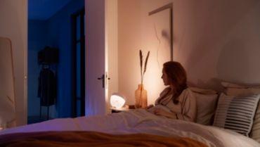 Daha doğal bir şekilde uyanmanıza ve uyumanıza yardımcı olan akıllı ışıklar