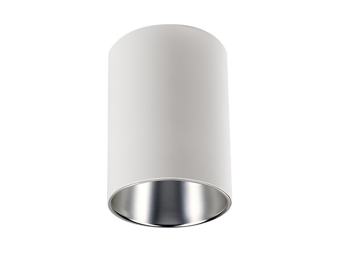 """Calculite 4"""" surface cylinder downlight. Refer to spec sheet for entire catalog code."""