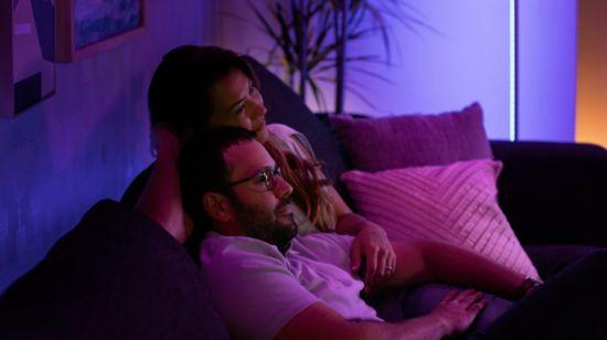 Die richtige intelligente Beleuchtung für Deine Unterhaltung