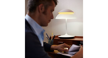 LightDuo:兩種光源打造功能性的心情照明