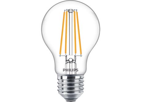 CLA LEDBulb ND 8.5-75W A60 E27 827 CL