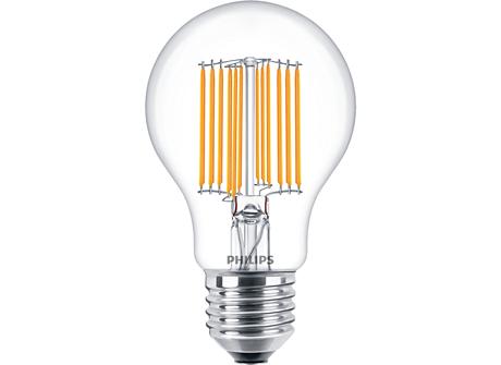 LED A60 3-60W E27 CL ND 830