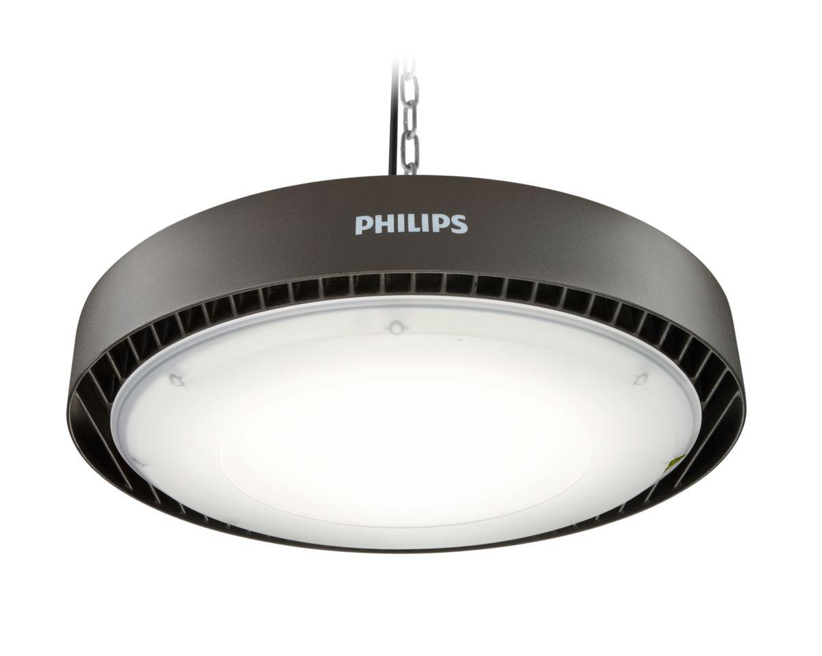 catalogo de lamparas industriales philips