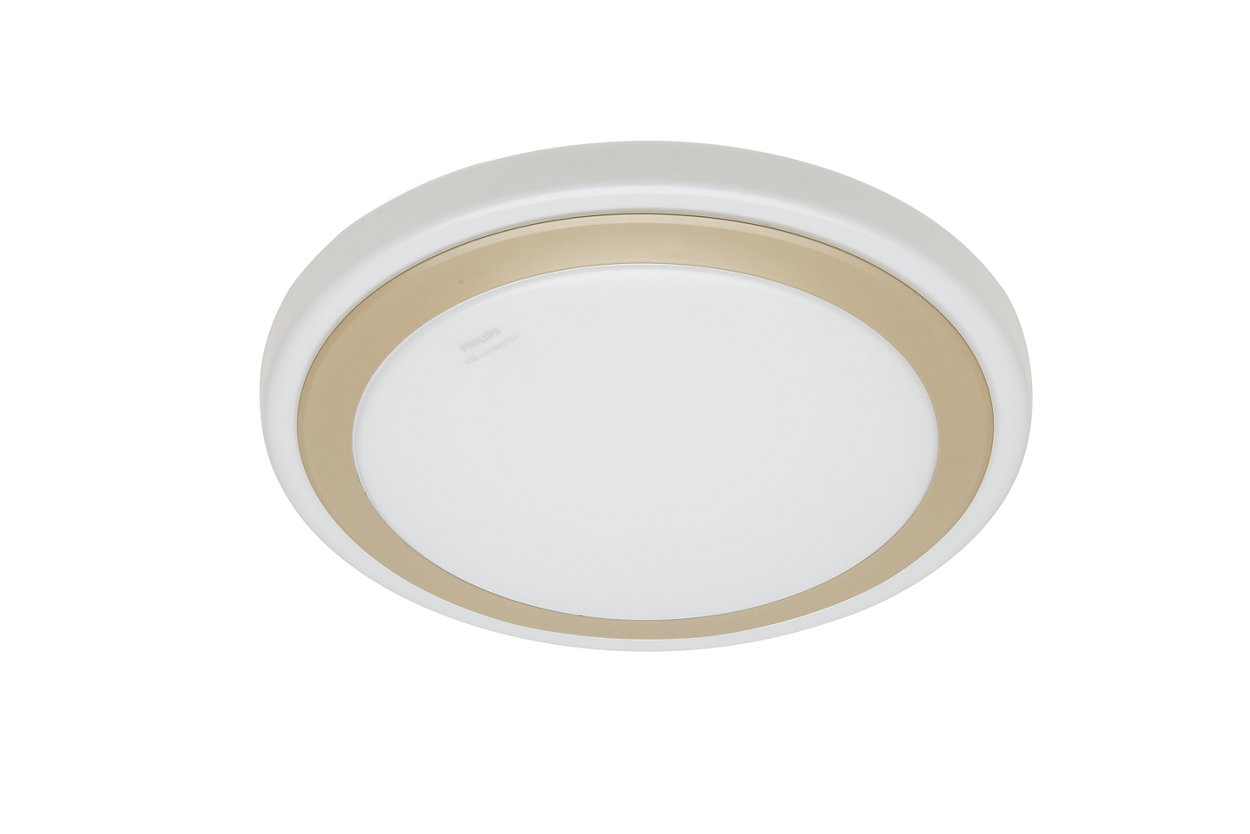 借助现有开关,即可为一盏灯赋予三种光照设置。