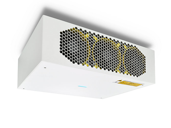 UV-C disinfection Active air